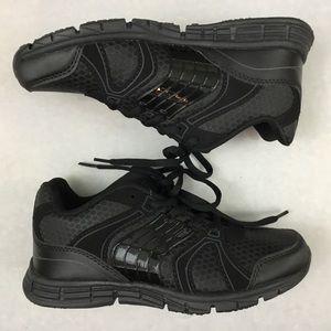 Safetrax Shoes   Safetrax Jessie Black